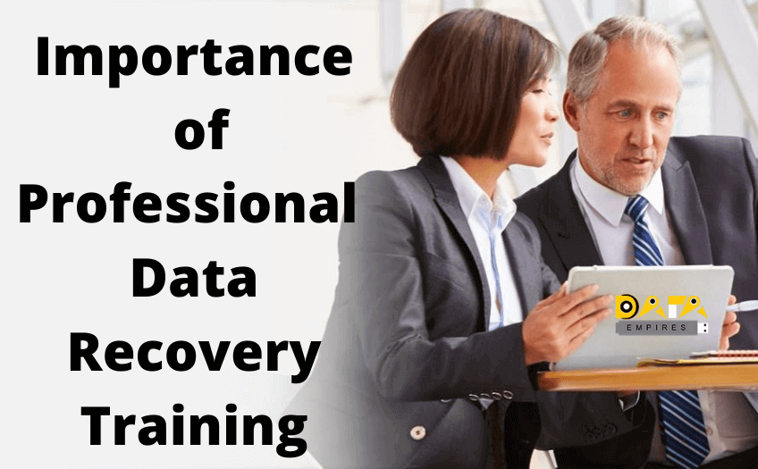 Importance of Professional Data Recovery Training